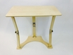 Wooden Folding Laptop Desk/Tray in Birch - Spiderlegs - LD1527-NB