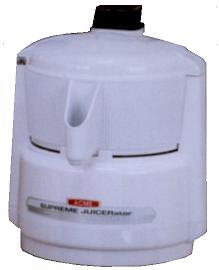 Acme Quite White Juicerator Juice Extractor