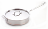 All-Clad Copper Core 6 Qt. Sauté Pan with Lid