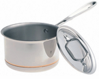 All-Clad  Copper Core  Sauce Pans