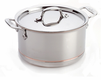 All-Clad  Copper Core  Stockpots