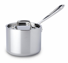 All-Clad New Stainless 2 qt Sauce Pan w/ Lid