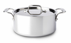 All-Clad New Stainless 3 qt Casserole w/ Lid