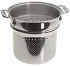 All-Clad New Stainless 7 qt Pasta Strainer
