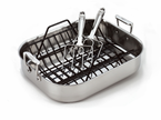 All-Clad Stainless  Roti Pan Combo