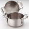All-Clad Stainless Soup/Souffl� Ramekins  Set of Two