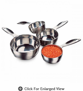 Amco Houseworks Advance Performance� Measuring Cups Set of 4