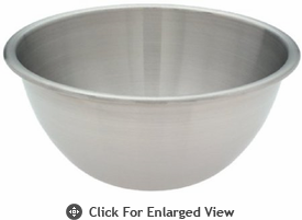 Amco Houseworks Bowl Mixing 3 Qt Stainless Steel Deep