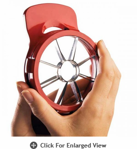 Amco Houseworks Dial A Slice - Red
