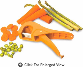 Amco Houseworks Quick Slice Veggie Chopper