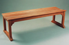 Anderson Genuine Teak Garden Furniture Mason 3-Seater Backless Bench
