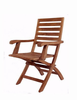 Anderson Teak Garden Furniture Andrew Folding Armchair