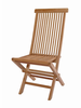 Anderson Teak Garden Furniture Classic Folding Chair Medium