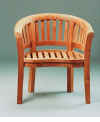 Anderson Teak  Garden Furniture  Dining Chairs