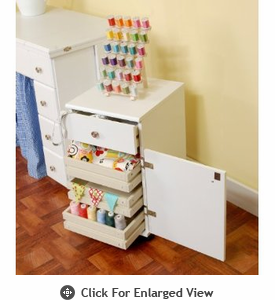 Arrow Sewing Inc.  Sewing Storage Cabinet - Suzi