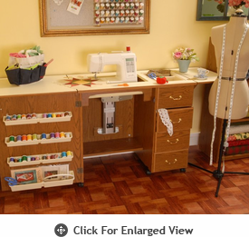Arrow Sewing  Sewing Storage Cabinet - Norma Jean