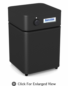 Austin Air Allergy Machine Jr. HEGA� Air Purifier Black