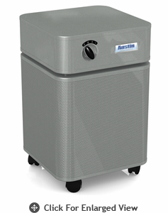 Austin Air Allergy Machine™ Air Purifier Silver