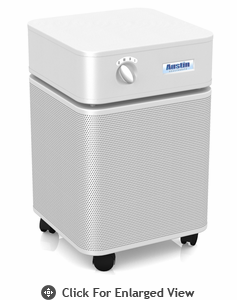 Austin Air Allergy Machine™ Air Purifier White