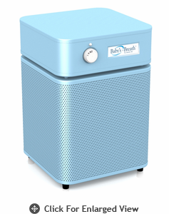 Austin Air Baby's Breath Air Purifier Blue