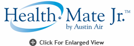 Austin Air  HealthMate Jr.™ Air Purifiers