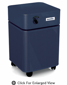 Austin Air HealthMate Plus Jr.™ Air Purifier Midnight Blue
