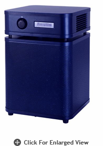 Austin Air Pet Machine� Air Purifier - Midnight Blue