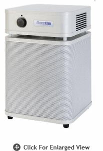 Austin Air Pet Machine� Air Purifier - White