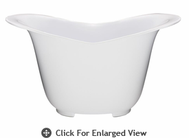 BeaterBlade MixerMate Bowl - White
