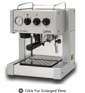 Briel MultiPro One Group Thermo Block Espresso Machine