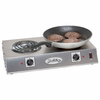 BroilKing  Professional Double Burner Stainless Steel Hot Plate