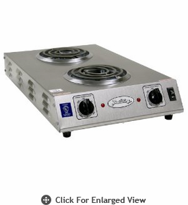 BroilKing  Professional Space Saver  Hot Plates