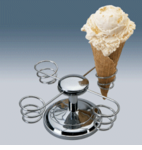 Chef's Choice�  Ice Cream Cone Holder