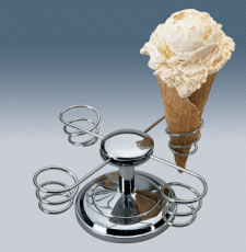 Chef's Choice® Ice Cream Cone Holder