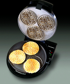 Chef's Choice® PizzellePro™ Express Bake™