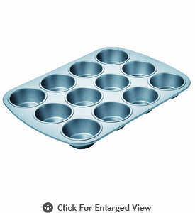 Chicago Metallic Betterbake™ Non-Stick 12 Cup Muffin Pan