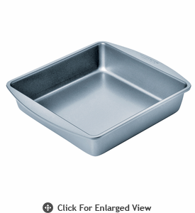 "Chicago Metallic Betterbake™ Non-Stick 8"" Square Cake Pan"