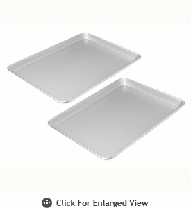 Chicago Metallic Commercial II  Set of 2 Jelly Roll Pans