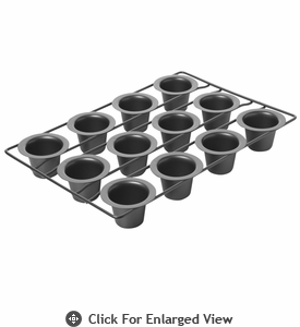 Chicago Metallic™ 12 Cup Mini Popover Pan