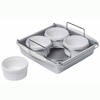 Chicago Metallic™ 6 pc Cr�me Brulee Set