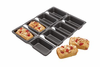 Chicago Metallic™ Linked Mini Loaf Pan