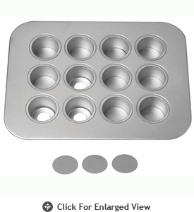 Chicago Metallic™ Mini Cheesecake Pan
