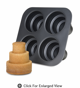 Chicago Metallic™ Multi Tier Cake Pan