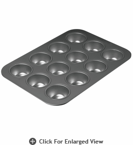 Chicago Metallic™ Non-Stick 12 Cup Muffin Pan