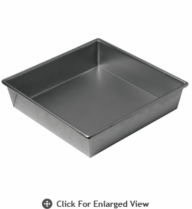 "Chicago Metallic™ Non-Stick 9"" Square Cake Pan"