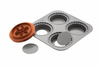 Chicago Metallic™ Non-Stick Cup Pie Set