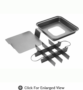Chicago Metallic™ Slice Solutions� Brownie Pan 9 x 9""