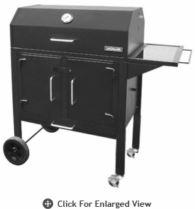 Comalco by Landmann  Black Dog 28 Barbeque Grill