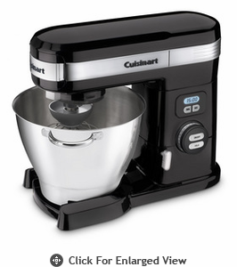 Cuisinart 5.5 Quart Stand Mixer - Black
