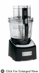 Cuisinart Elite Collection 14 Cup Food Processor Black